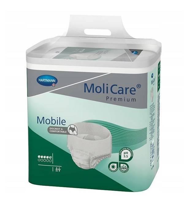 Majtki chłonne MoliCare Premium Mobile 5k XL 30 szt
